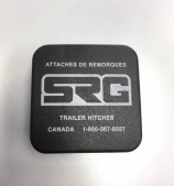 "Recever-cover 2"" - Trailer hitch SRG"